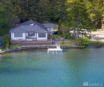 Maple Falls Single Family Home Contingent: 9512 Silver Lake Rd