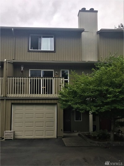 Mountlake Terrace Condo/Townhouse For Sale: 23401 48th Ave W #4