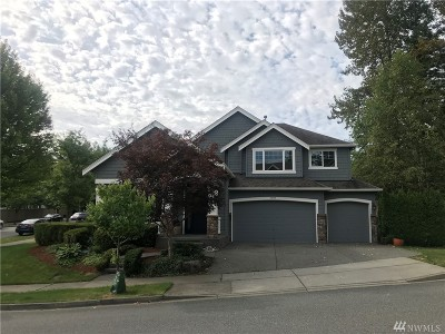 Snoqualmie Single Family Home For Sale: 34713 SE Bybee St