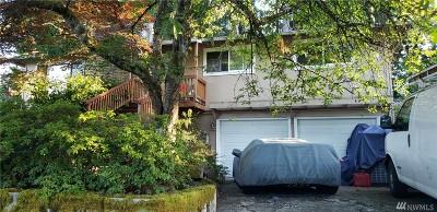 Redmond Single Family Home For Sale: 13857 NE 74th St