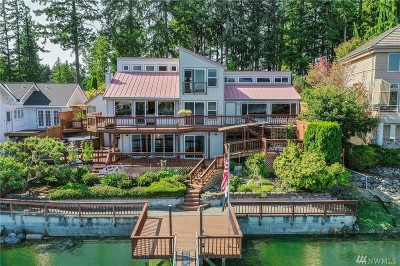 Pierce County Single Family Home For Sale: 295 Shorewood Ct