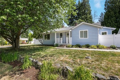 Milton Single Family Home For Sale: 1502 15th Ave
