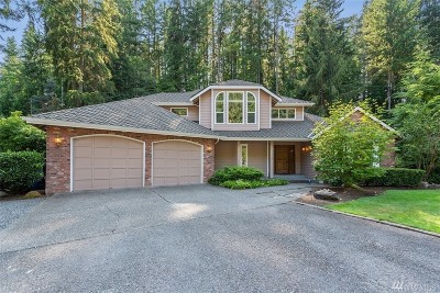 Woodinville Single Family Home For Sale: 20007 190th Ave NE