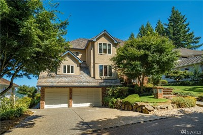 Gig Harbor Single Family Home For Sale: 3703 11th Ave NW