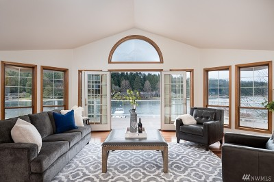 Gig Harbor Single Family Home For Sale: 3001 White Cloud Ave NW