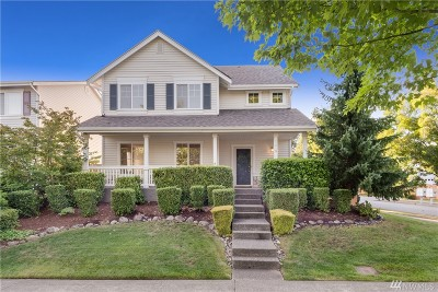 Snoqualmie Single Family Home For Sale: 7615 Douglas Ave SE
