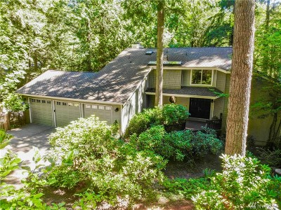 Issaquah Single Family Home Contingent: 15232 266th Ave SE