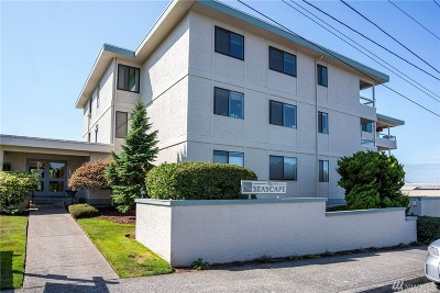 Edmonds Condo/Townhouse For Sale: 626 Main St #7