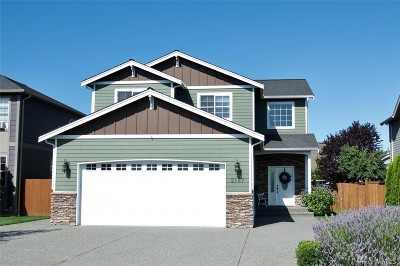 Lynden Single Family Home For Sale: 2157 Mercedes Dr
