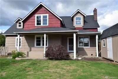 Chehalis Single Family Home For Sale: 3119 Jackson Hwy