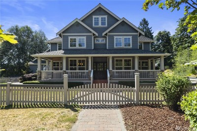 Port Orchard Single Family Home For Sale: 1366 Spruce Rd