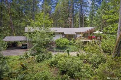 Poulsbo Single Family Home Pending Inspection: 10557 Brownsville Hwy NE