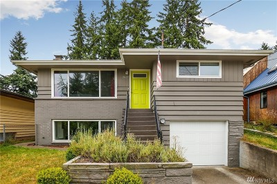 Federal Way Single Family Home For Sale: 2025 S 308th St