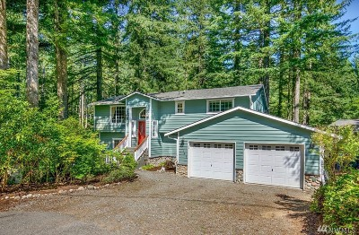 North Bend WA Single Family Home For Sale: $573,500