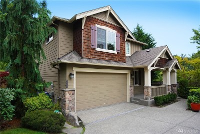 Kirkland Single Family Home For Sale: 10619 106th Place NE