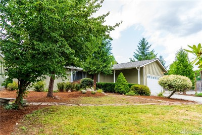 Woodinville Single Family Home For Sale: 20143 130th Ave NE