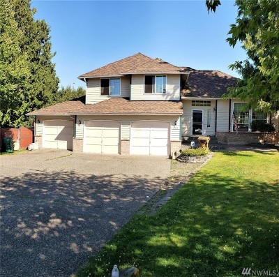 Snohomish Single Family Home For Sale: 6416 142nd Place SE