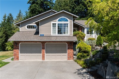 Skagit County Single Family Home For Sale: 20801 Hermway Heights Place
