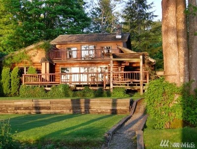 Blaine Single Family Home For Sale: 8575 Semiahmoo Dr
