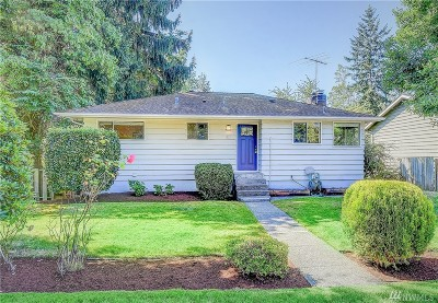 Kirkland Single Family Home For Sale: 619 12th Ave