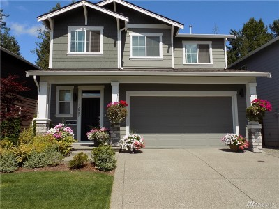 Puyallup Single Family Home For Sale: 12003 173rd St E