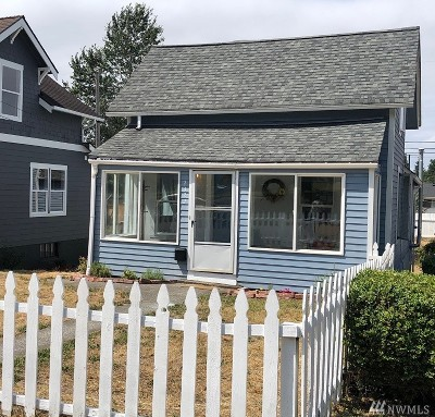 Single Family Home For Sale: 2322 S Alaska St