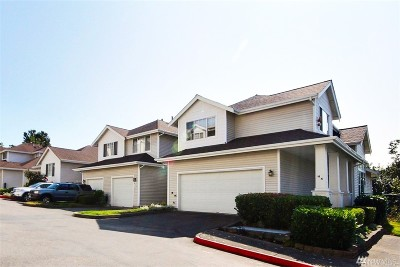 Renton Condo/Townhouse For Sale: 2300 Benson Rd S #H3