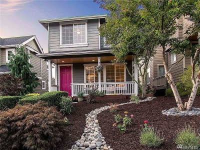 Woodinville Single Family Home For Sale: 12425 NE 171st Ct