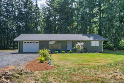 Chehalis Single Family Home For Sale: 636 Highway 603 #D