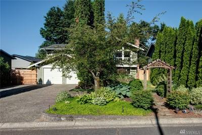 Kirkland Single Family Home For Sale: 14013 110th Place NE