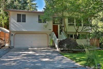Single Family Home For Sale: 2868 Hi Crest Rd