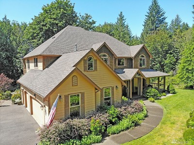 Single Family Home For Sale: 8535 44th Ave NW