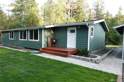 Shelton Single Family Home For Sale: 90 E Budd Dr