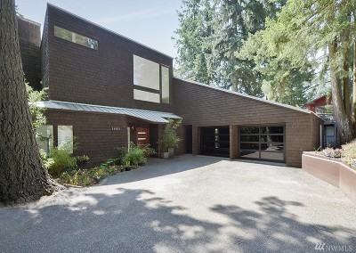 Covington Single Family Home For Sale: 16605 SE 264th St