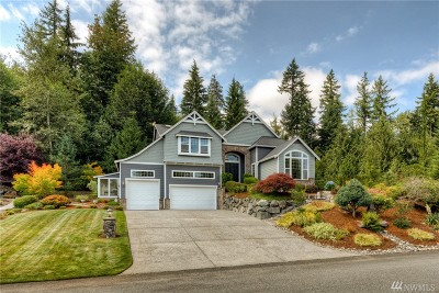 Snohomish Single Family Home For Sale: 23508 148th Ave SE