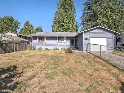 Lake Stevens Single Family Home For Sale: 506 102nd Dr SE