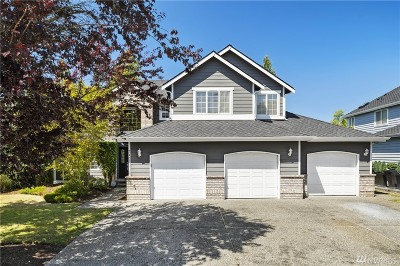 Snohomish County Single Family Home For Sale: 7403 W Country Club Dr