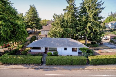 Tacoma Single Family Home For Sale: 3602 N 30th St