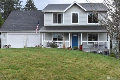 Port Orchard Single Family Home For Sale: 5391 Par Fore Dr SE