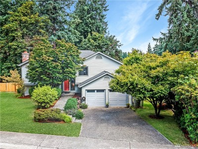 Renton Single Family Home For Sale: 14726 SE 145th Place