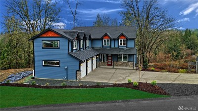 Snohomish Single Family Home For Sale: 5627 159th Ave SE