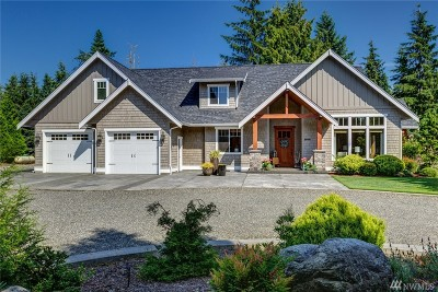 Whatcom County Single Family Home For Sale: 8944 Axling Rd