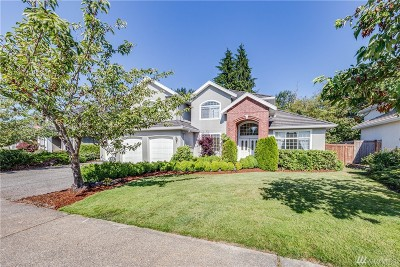 Snohomish Single Family Home For Sale: 15217 72nd Dr SE