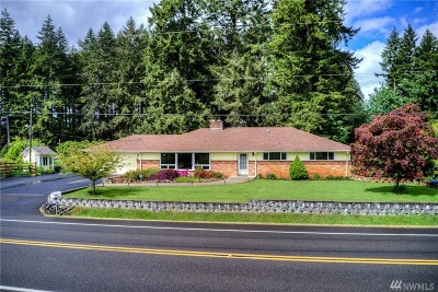 Olympia Multi Family Home For Sale: 3235 Lilly Rd NE