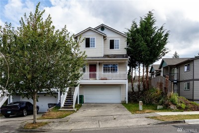 Bremerton Single Family Home For Sale: 1001 E Broad St