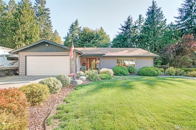 Bremerton Single Family Home For Sale: 3011 Rozewood Dr