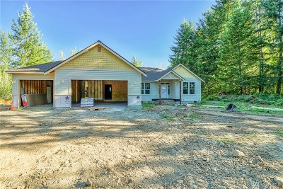 Yelm Single Family Home Contingent: 14247 155th Ct SE