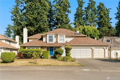 Mukilteo Single Family Home For Sale: 5126 125th Place SW