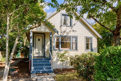 Seattle Single Family Home For Sale: 9040 Evanston Ave N