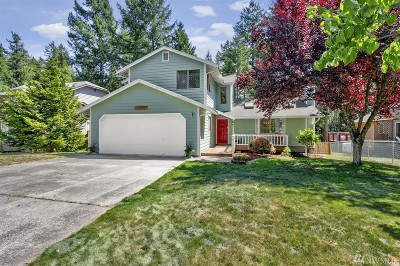 Poulsbo Single Family Home Pending: 20650 Terasse Dr